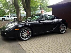 2010 Porsche Cayman S Coupe (2 door)