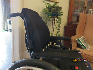 Quantum Litestream XF Wheelchair