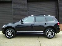 LATE 2006 VOLKSWAGEN TOUAREG ALTITUDE 3.0 V6 TDI AUTOMATIC 79K FULL SERVICE HISTORY ONE OWNER