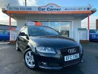 2011 Audi A3 SPORTBACK TDI SE used cars Rochdale, Greater Manchester Hatchback D