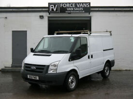 FORD TRANSIT 2.2TDCi 280 SWB LOW PANEL DAY WORK DELIVERY TRANSPORT SITE TOOL VAN