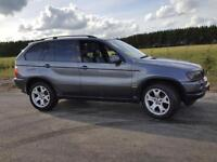 BMW X5 4.4i Auto 2001 Sport V8 113K Just serviced Very clean example
