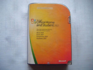 Windows Office 2007 Home and Student (2 licences left)
