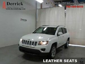 2014 Jeep Compass 4Dr SUV Limited Nav Power Sunroof $115.69 B/W