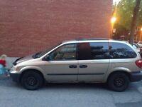 Dodge caravane 2004