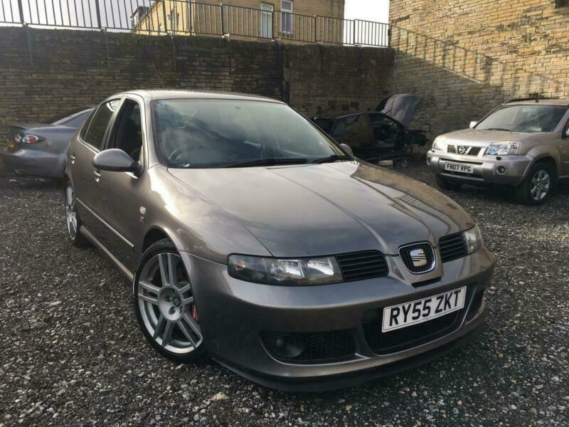 2006 55 Seat Leon Cupra R 1 8 Turbo 225 Bam In Bradford West