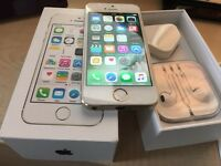 GOLD IPHONE 5S 16GB ON EE