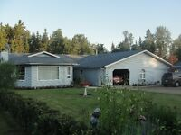 TRADE UP FOR DREAM HOME AT BUCK LAKE