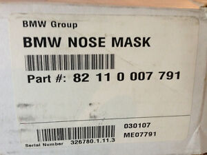 BMW Nose Mask - E46 Platform - Fits 3 series