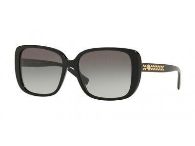 Sonnenbrille Versace VE4357 schwarz grau gradient GB1/11