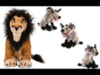 Disney store lion king toys wanted