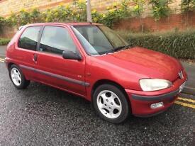 Peugeot 106 1.6 XS