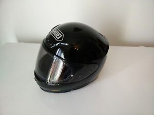 Mint Shoei RF-1200 XS Glossy Black - Used for one short ride