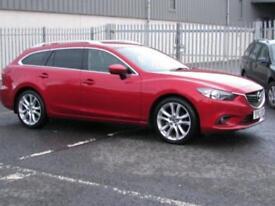 2013 Mazda Mazda 6 D Sport Nav 2.2