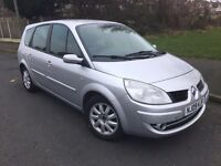 2009 Facelift Renault Grand scenic 1.5 dci dynamique 7 seater Mpv cheap tax & ins # upto 70 mpg