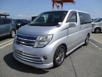 Nissan Elgrand Rider direct Japan Import dupplied fully UK reg