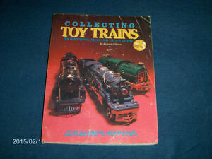 COLLECTING TOY TRAINS-I.D. & VALUE GUIDE-#3-O'BRIEN-1991-VINTAGE