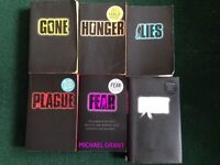 Michael Grant complete series. Ideal for teenagers.