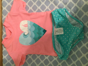 12 month Girl Swimsuit