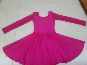 Pre-Bronze/Bronze Ballroom Competition Dress