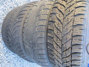 P225/65R17 SEVERE SNOW RATED WINTER TIRES