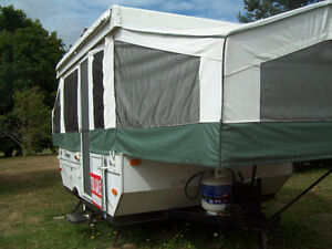 Freedom Light Hardtop Tent Trailer REDUCED $4,2OO,00
