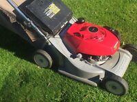 Honda Hr173 Petrol Lawnmower