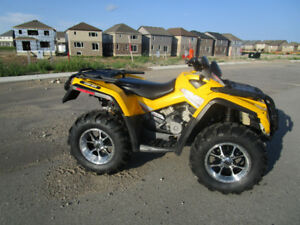 2007 Can-Am Outlander 650 XT ***NEW PRICE***