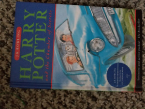 Harry potter books all 35$ separate 15$