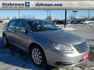 2013 Chrysler 200 LX   Bluetooth, Heated Sideview Mirrors, USB P London Ontario image 3