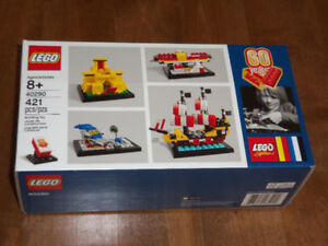 60 YEARS OF THE LEGO SPECIAL EDITION / ÉDITION SPÉCIALE