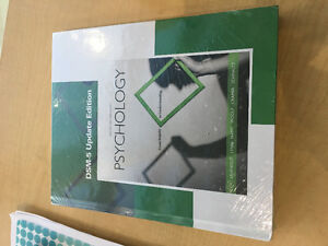 Psychology Textbook - REDUCED PRICE