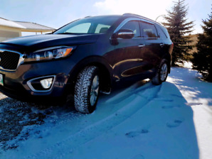 2016 Kia sorento LX turbo AWD