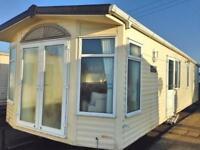 Static Caravan Nr Clacton-on-Sea Essex 2 Bedrooms 6 Berth Brentmere Hilton 2006