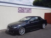 2006 BMW 3 Series 2.5 325Ci M Sport 2dr