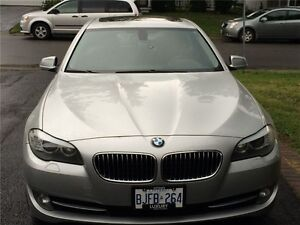 2011 BMW 5-Series 535i xDrive Sedan