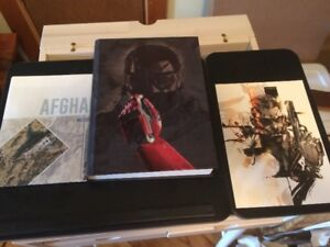 New Metal Gear Solid V (5) The Phantom Pain Collector Guide Book