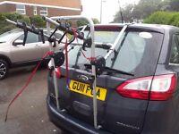 Car bike carrier