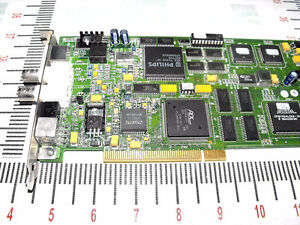 OPTIBASE VIDEOPLEX-PCI MPEG 1 & 2 VIDEO DECODER CARD London Ontario image 4