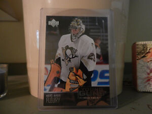 Upper Deck Young Guns NHL Marc-Andre Fleury Rookie Card