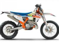 KTM 250 EXC TPI SIX DAYS 2022 ENDURO MOTORBIKE AVAILABLE TO ORDER NOW
