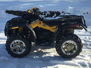 2011 Can Am 800