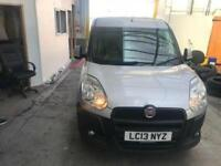 2013/13 Fiat DOBLO SX MULTI-JET TECNICO - NO VAT TO ADD