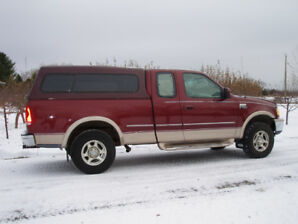 Ford F-150 4X4 Certified