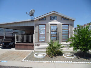 Viewpoint RV Resort Park Model for Rent