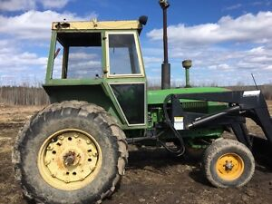 1965 John Deere Tractor for Sale 65HP - REDUCED