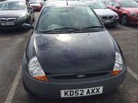 Ford KA 1.3 Design 3dr 7 months MOT Cheap tax only £599