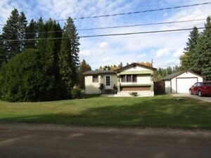 Mobile Home With Partial Basement For Sale in Choiceland