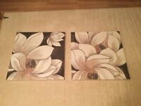 2 John Lewis Painted print Pictures