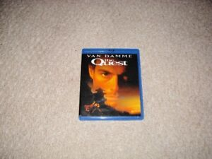 THE QUEST BLURAY FOR SALE!